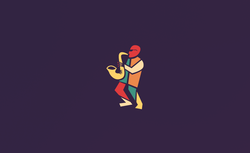 Jazz Man Logo